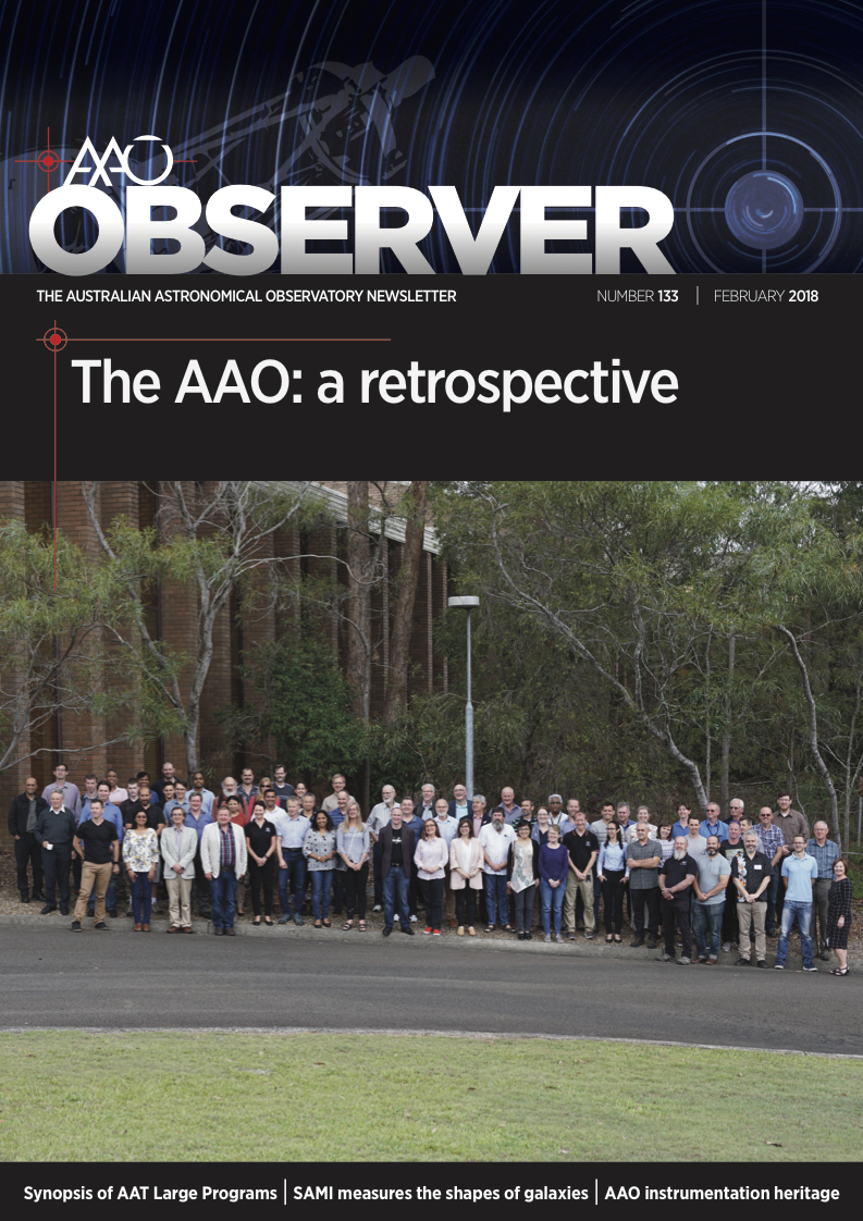 Observer 133 Cover